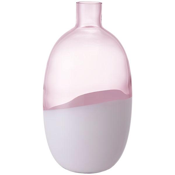 Sklená váza Formlig, vyrobená z ručne fúkaného skla, výška 27 cm, 12,99 €, IKEA
