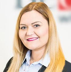 JUDr. Lenka Zelenáková, manažérka realitných služieb Broker Consulting, a.s.
