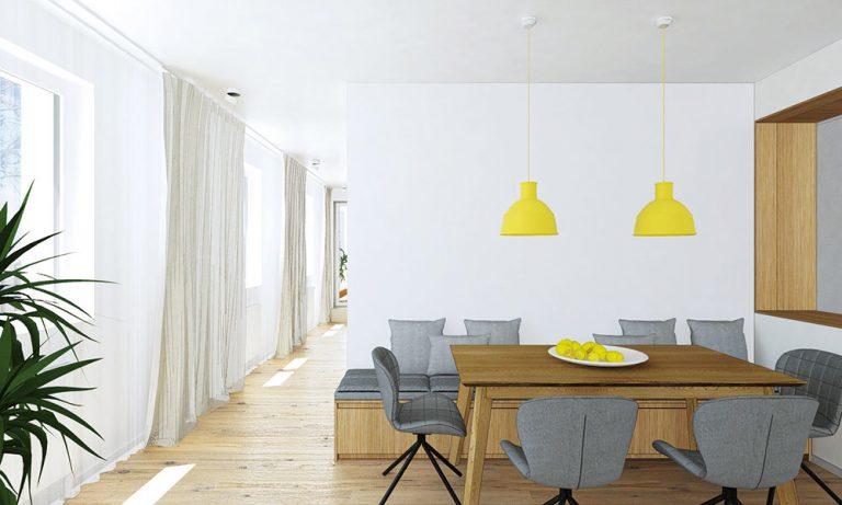 Kompletná rekonštrukcia bytu: Ako funkčne zariadiť bývanie pre mladú rodinu?