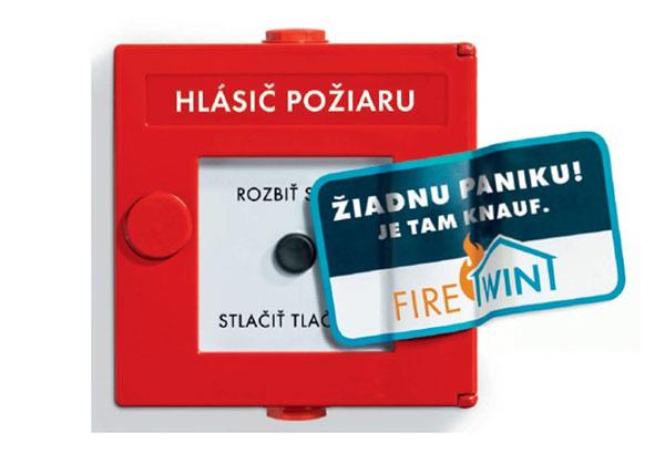 Myslite na ochranu pred požiarom