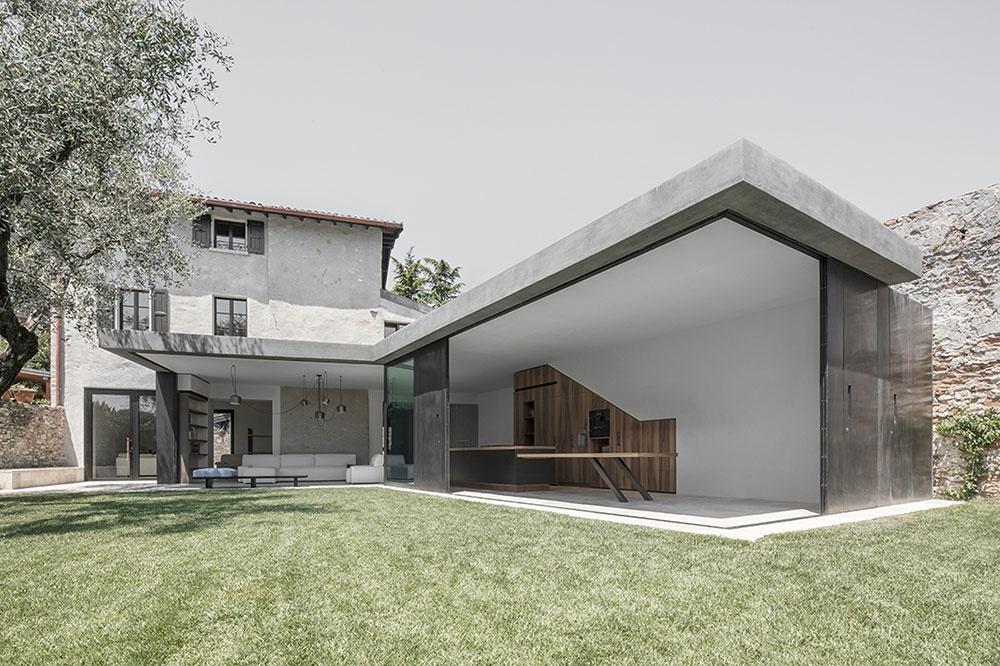 Unikátny dom, ktorému na želanie miznú steny