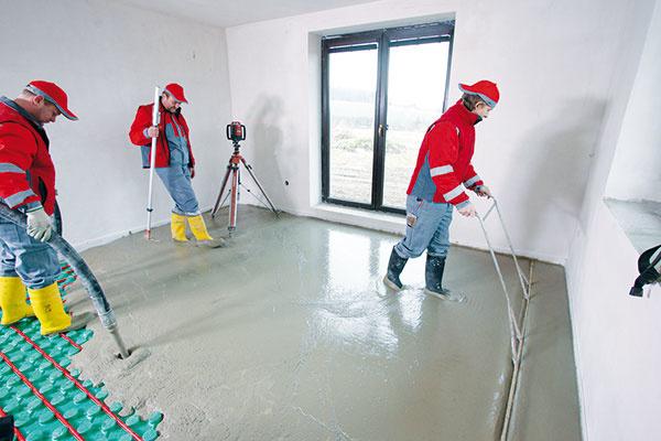 Vyberáme podlahové vykurovanie