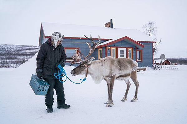 Bývanie i práca za polárnym kruhom sú vďaka tepelným čerpadlám oveľa príjemnejšie.