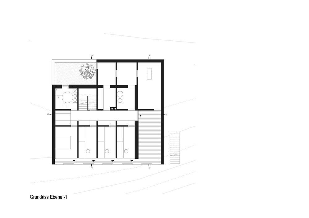 Rakúsky dom s pohyblivými zástenami: Skvelé riešenie na uzatvorenie terás