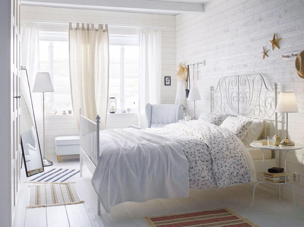 Prevoňaná spálňa: Vankúše, prikrývky a textílie v štýle Provence