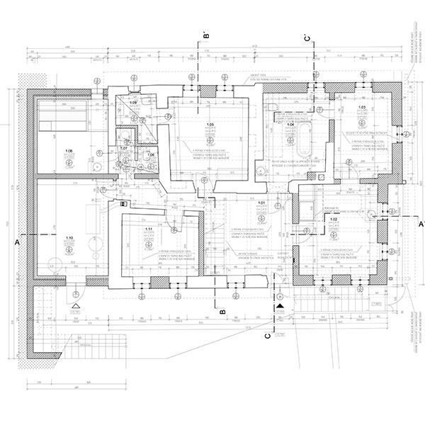 Čarovná rekonštrukcia baníckeho domu, ktorý sa nachádzal v havarijnom stave