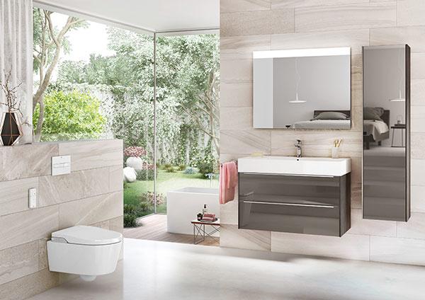 Luxusná toaleta a bidet v jednom