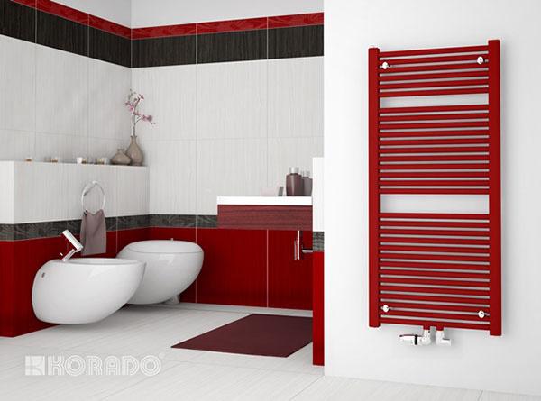 Rúrkové radiátory – praktická súčasť každých kúpeľní