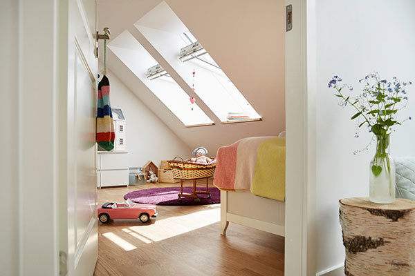 Štyri tipy, ako zariadiť izbu malého školáka hravo a zdravo
