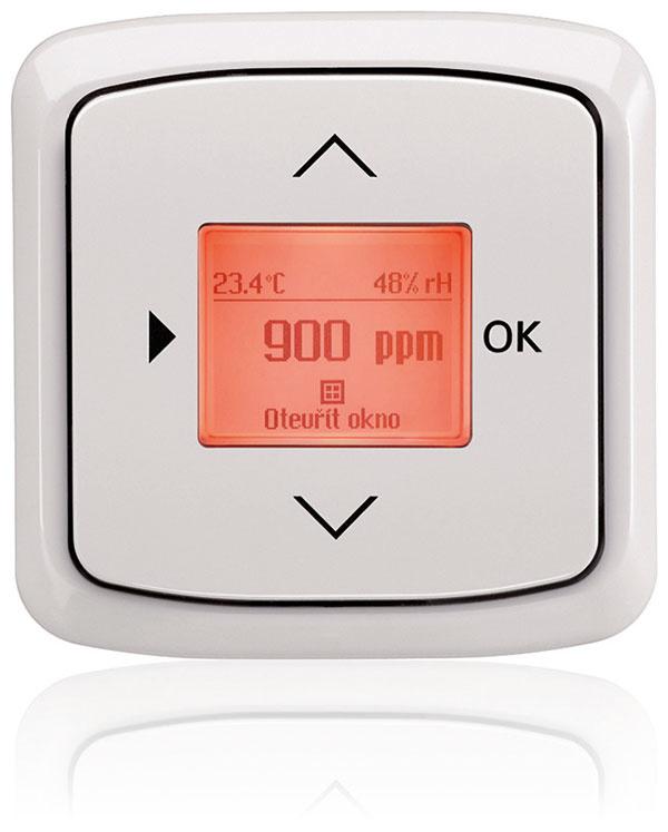 CO2 senzor