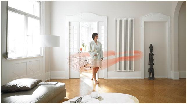 Zdravšie teplo s radiátormi Zehnder Charleston