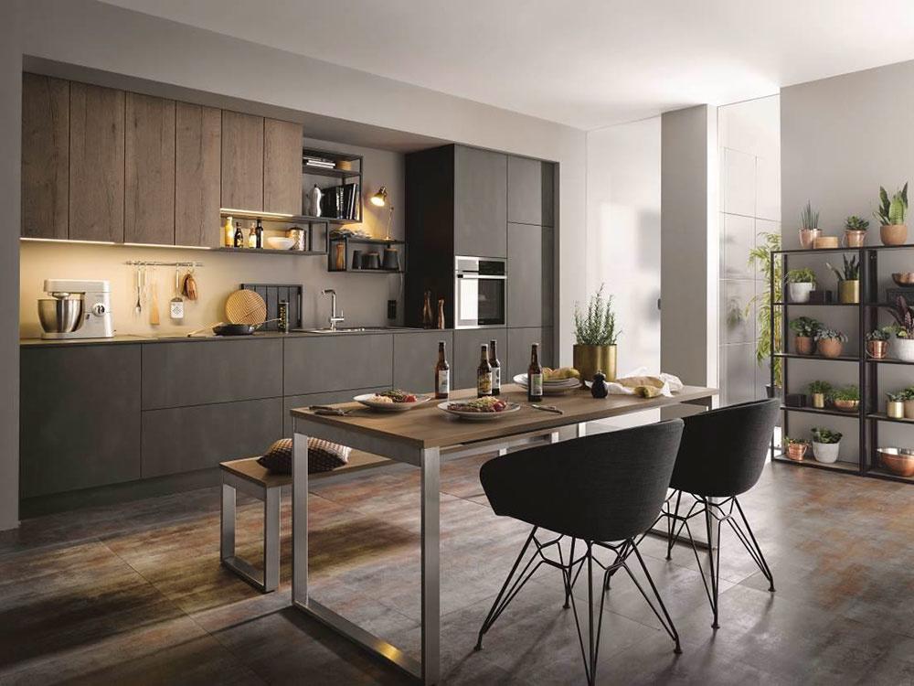 Viac miesta a radosti v kuchyni
