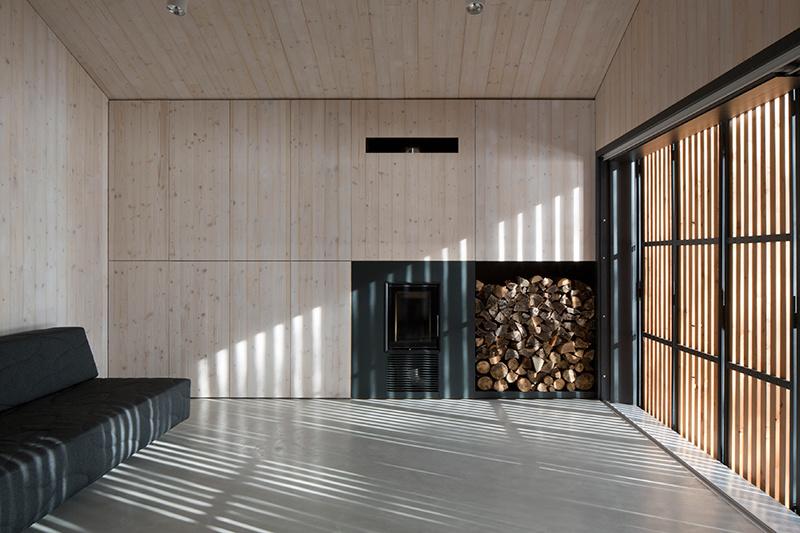 Chata pri jazere - FAM Architekti