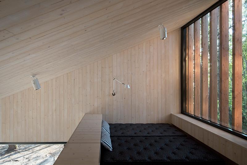 Chata pri jazere – FAM Architekti