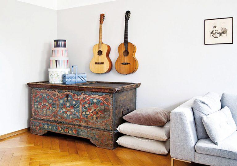 Recyklovaný nábytok: Ako sa snúbi staré s novým