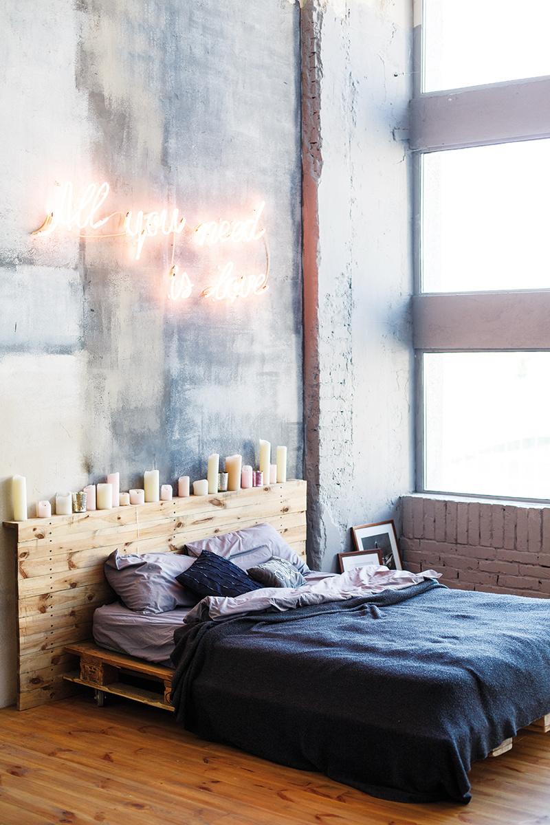 Čelo postele kreatívne a inak