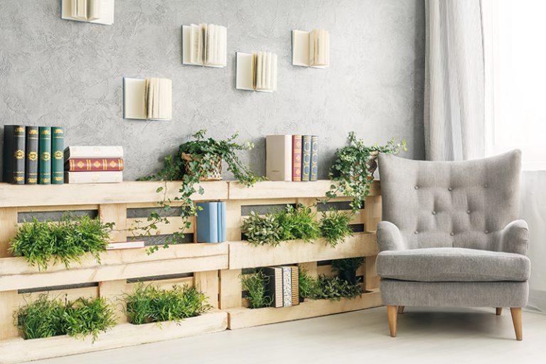 Doma ako v záhrade: Uchmatnite si trochu zelene aj k sebe domov
