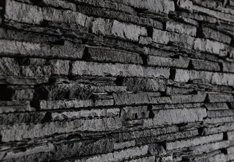 Betónový obklad zobrazuje i najjemnejšie vlásočnice prírodného kameňa