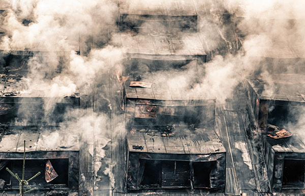 Odborník v oblasti protipožiarnej bezpečnosti stavieb