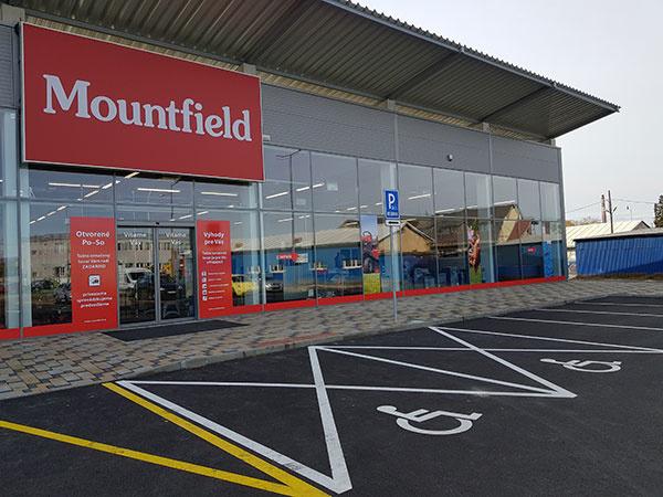 Mountfield po novom v Michalovciach