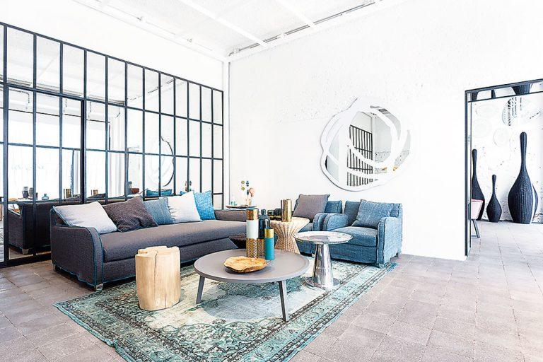 Charakteristické znaky industriálnej obývačky: Inšpirujte sa jej originalitou!