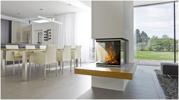 Dvojvrstvový komínový systém pre nízkoenergetické a pasívne domy