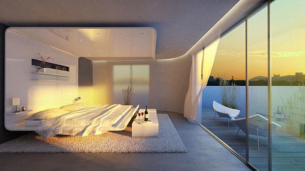 Bytový dom MENDELSOHN, vizualizácia