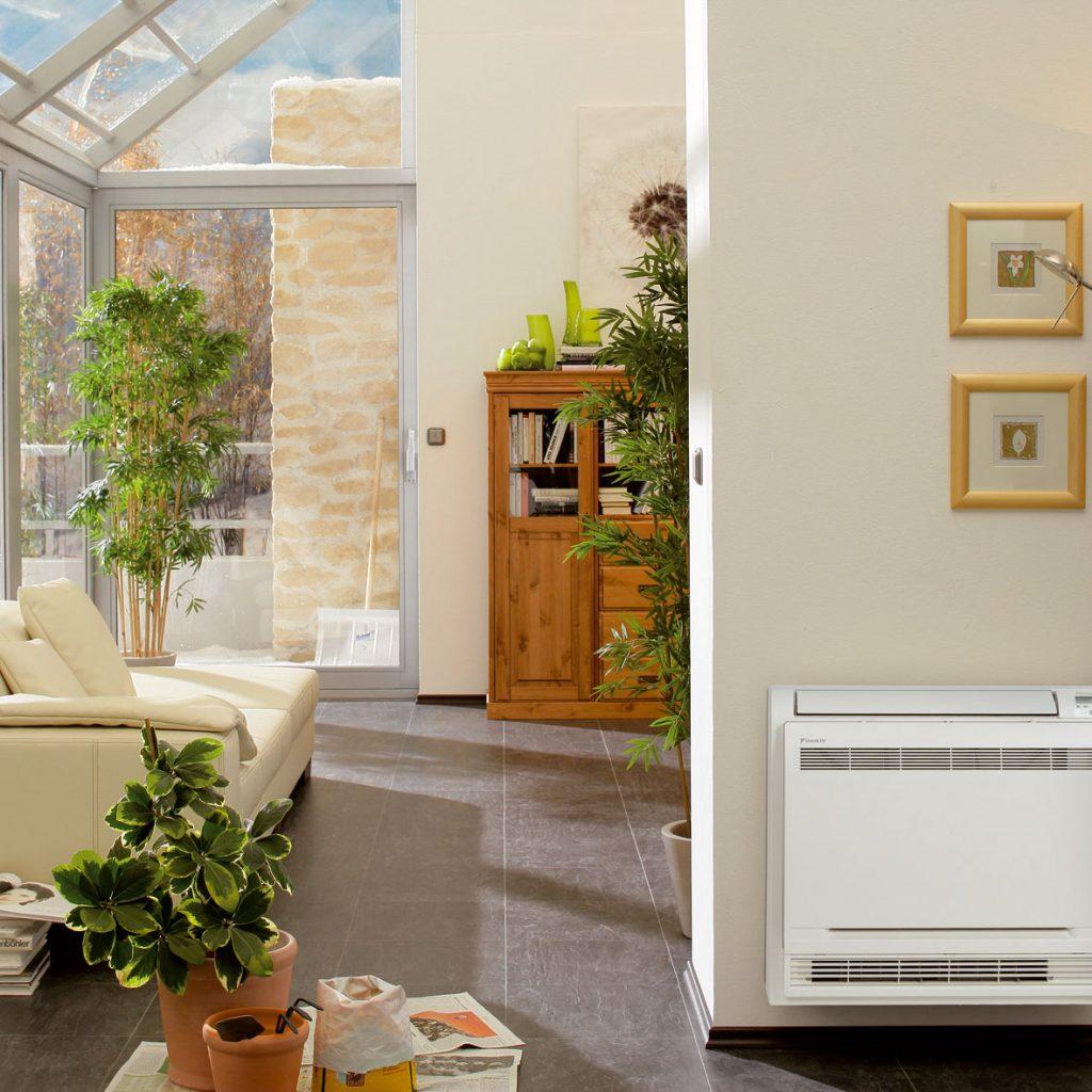 V zdravom dome zdravý vzduch