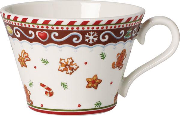 Šálka i forma na pečenie od značky Villeroy & Boch z prémiového porcelánu sú ideálne práve na zimné vypekanie v klasickej i mikrovlnnej rúre. Obe zakúpite na www.bellatavola.sk.
