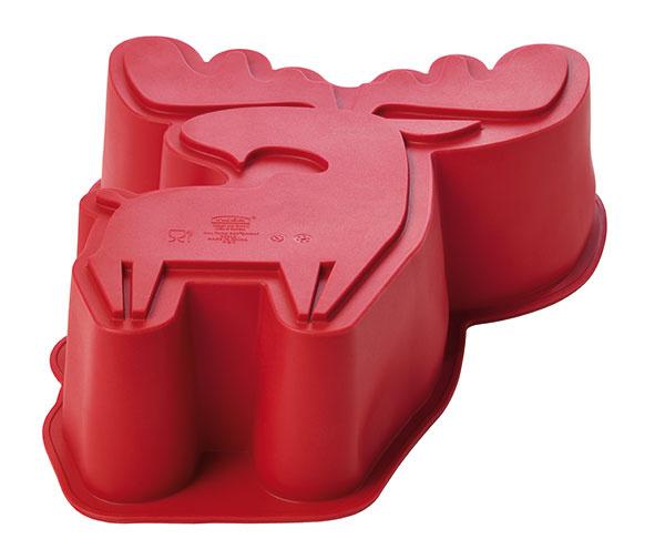 Formu na pečenie vtvare losa za 6,99 € nájdete vo vianočnej ponuke IKEA.