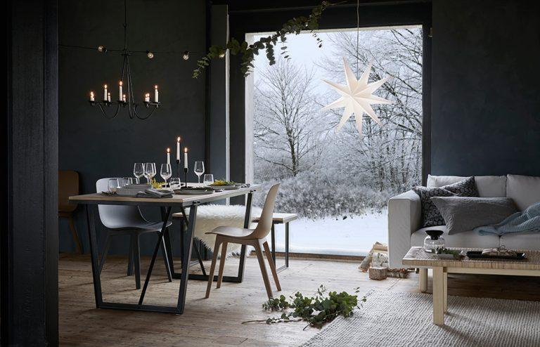 Vianočné dekorácie po celý rok? Prečo nie?