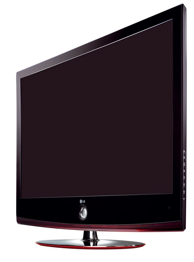 Supertenký štýlový televízor