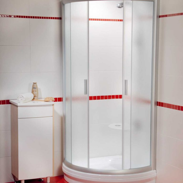 Chcete viac súkromia pri sprchovaní?