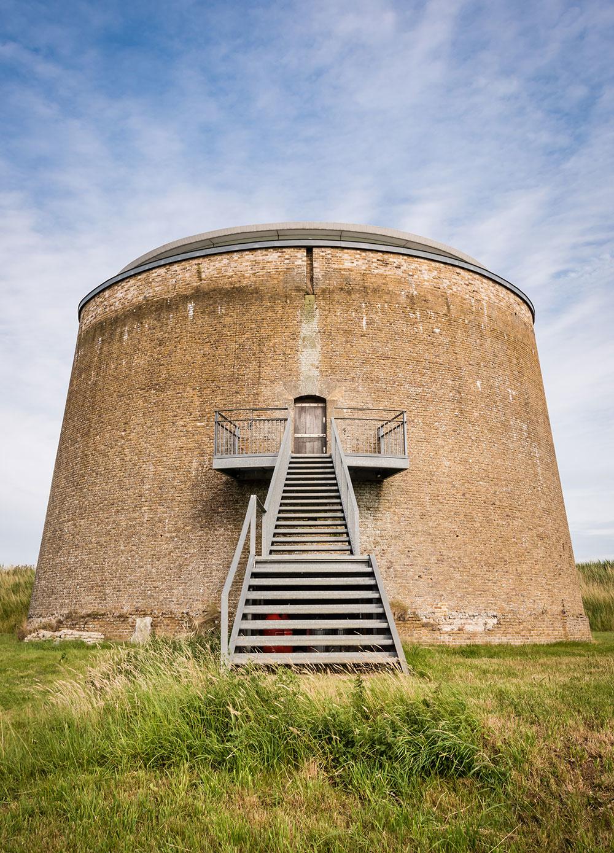 Zo 150 ročnej obrannej veže je dnes unikátne bývanie!