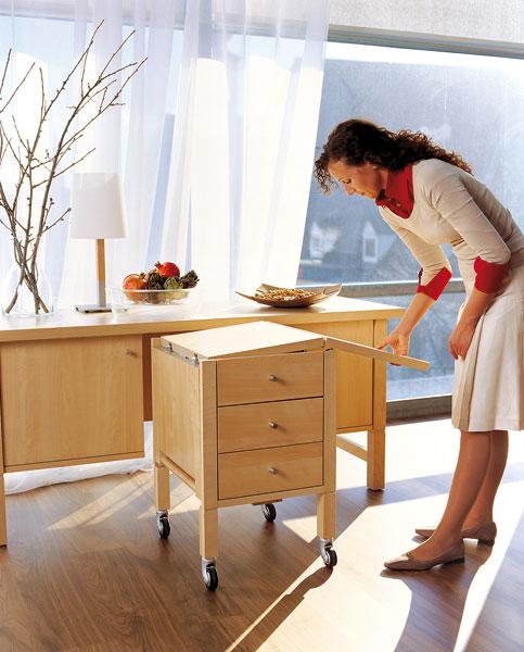 Ako riešiť nedostatok miesta v kuchyni