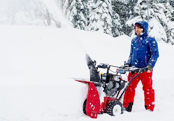Nenechajte sa zaskočiť snehovou nádielkou! Poradíme, ako na ňu.