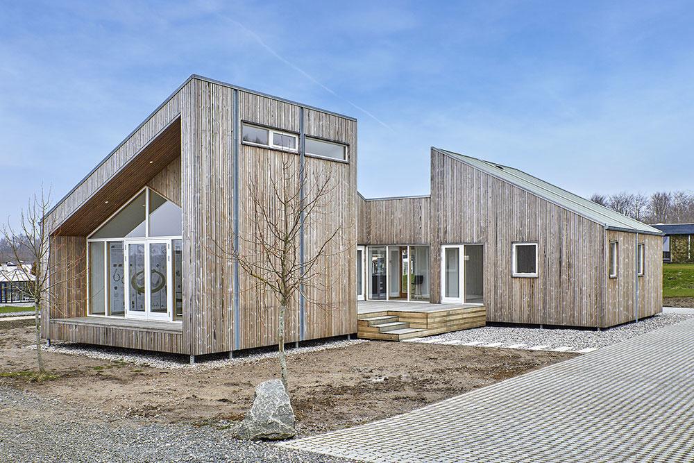 Recyklovateľný dom z biologického odpadu: Je toto budúcnosť bývania?