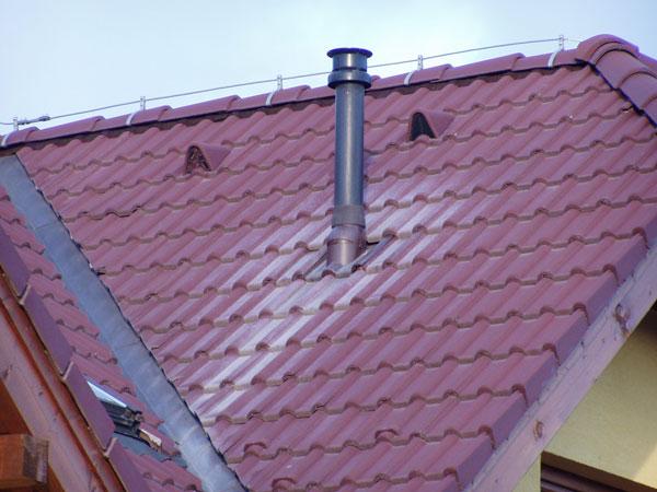 Len s kvalitným komínovým systémom budete v bezpečí