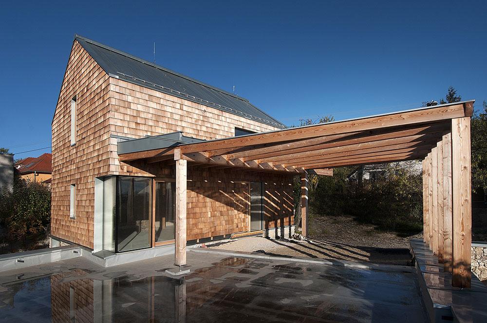 Salón drevostavieb 2018 – moderné drevostavby invenčných architektov