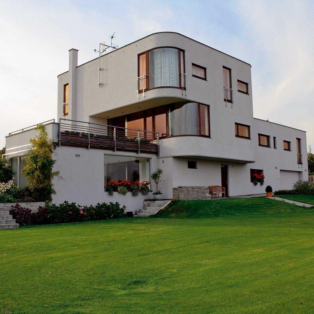 Ekologické bývanie z pórobetónu