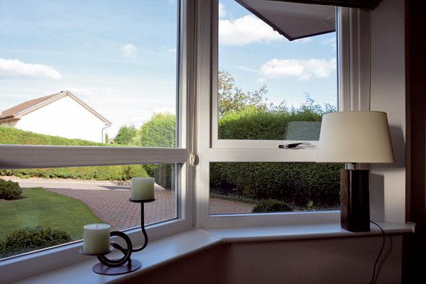 Plastové okná v nízkoenergetických domoch
