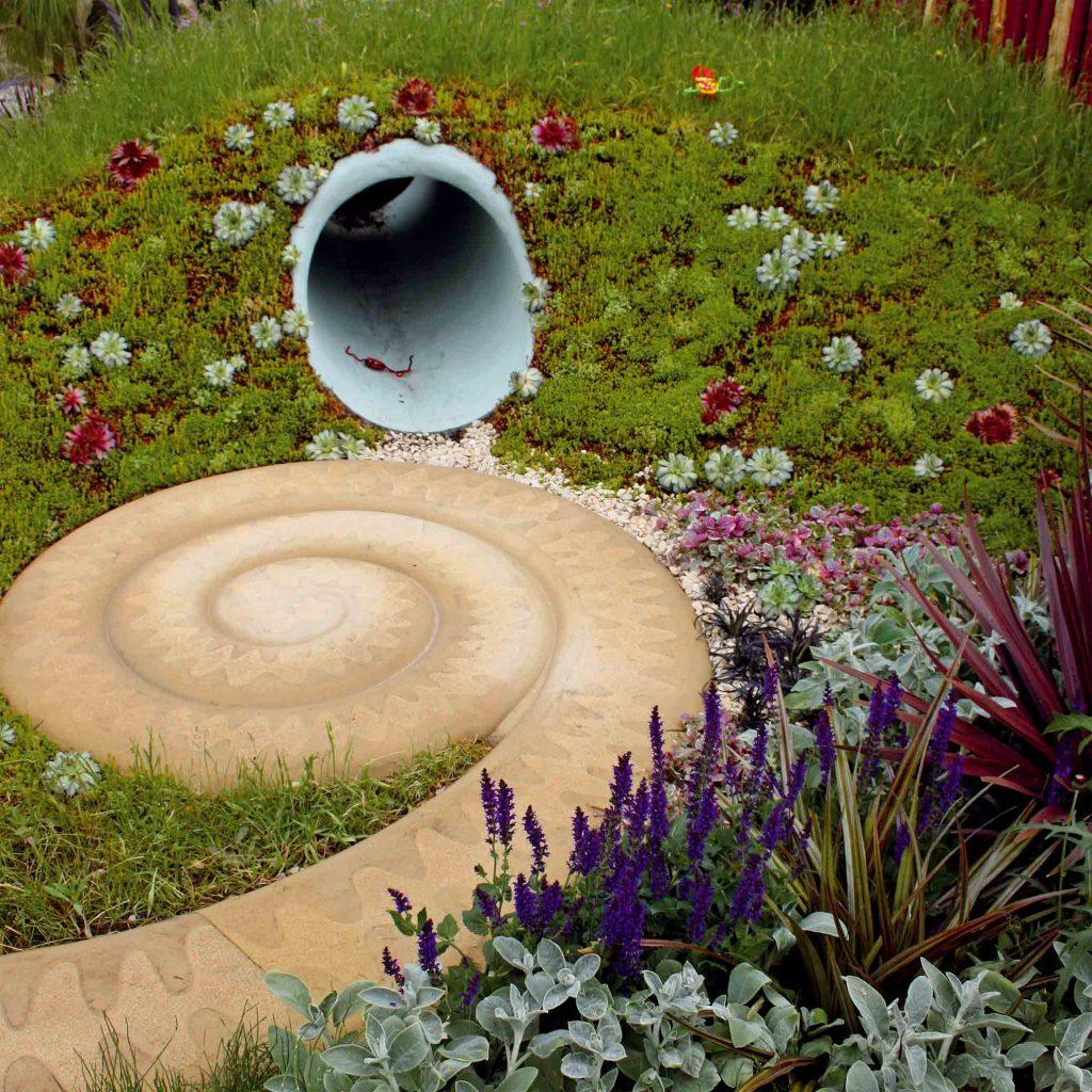 Záhrada plná detských tajomstiev