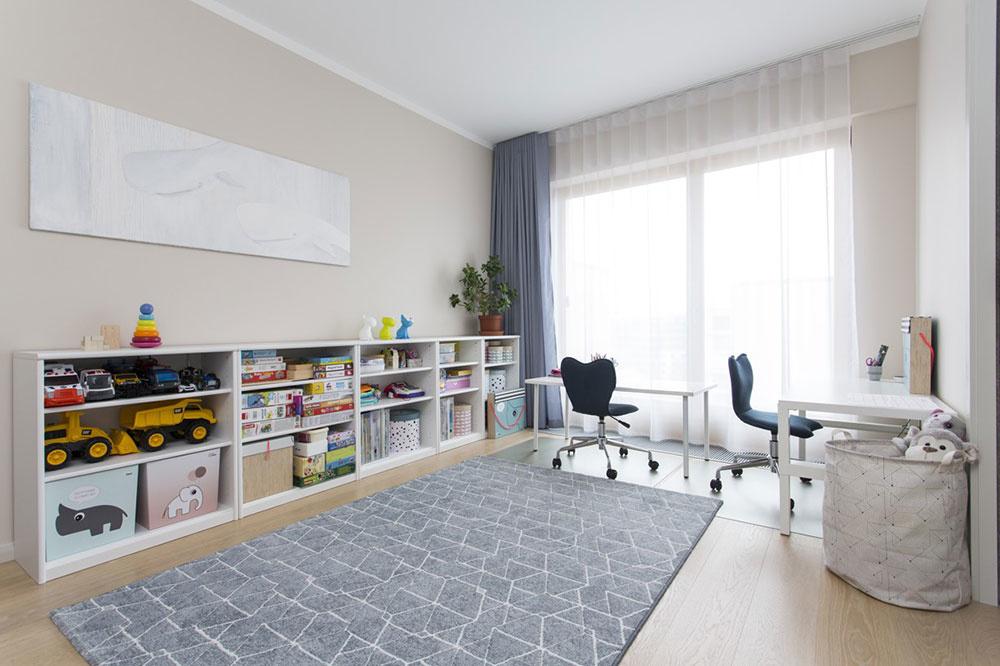 Súťaž Interiér roku: Priestranný rodinný byt s praktickými riešeniami