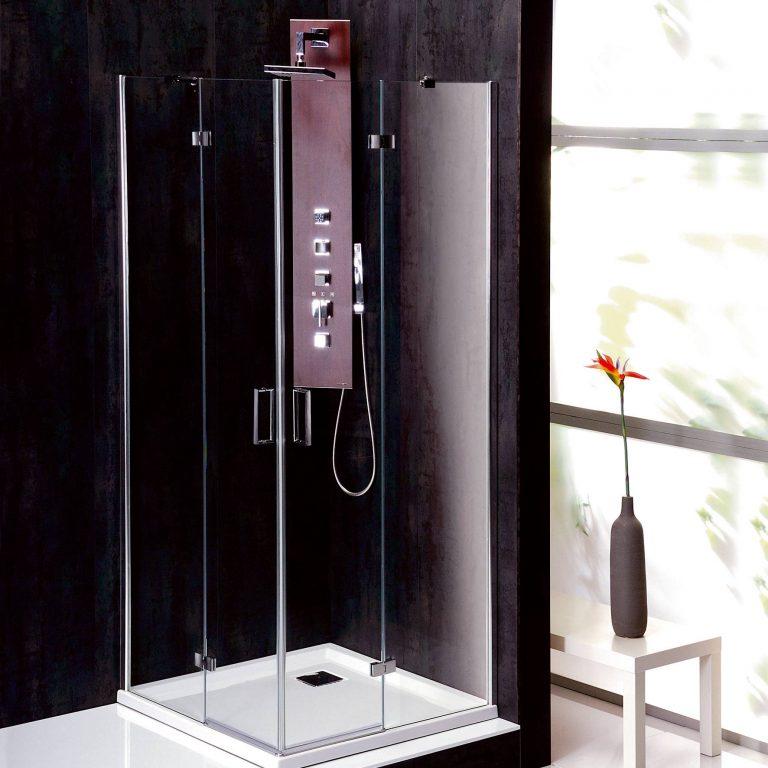 Elegantné sprchy pre každú kúpeľňu