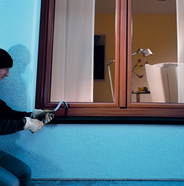 Domov, súkromie, pevné dvere a bezpečnostná elektronika