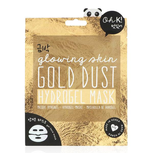 Maska na tvár so zlatým prachom NPW Gold Dust, 7 €, www.bonami.sk