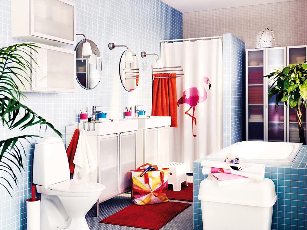 Ako si zariadiť kúpeľňu podľa vašich predstáv, aj keď má len pár metrov štvorcových