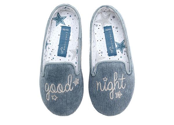 Zamatové topánky, 17,99 €, Zara Home