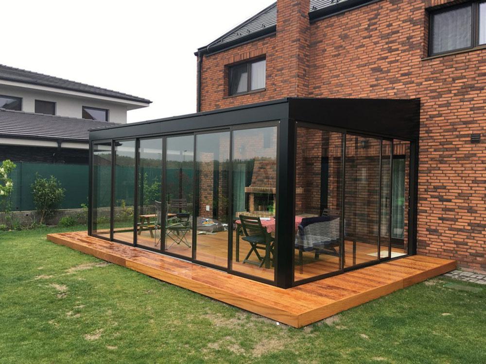 Zimné záhrady alebo úprava terasy – dizajnové, atypické aj exkluzívne
