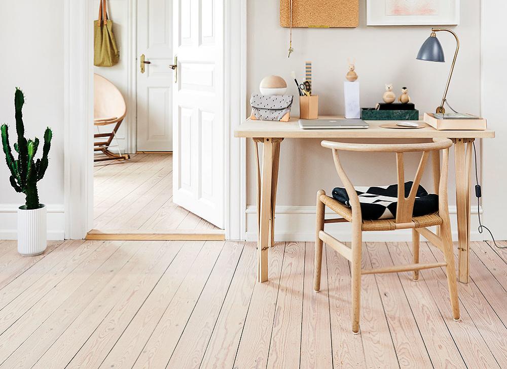 Vytvorte si domácu pracovňu funkčne a vkusne